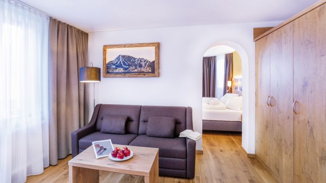 Juniorsuite Wetterstein