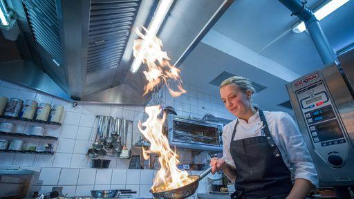 Bio-Geniesser-Küche