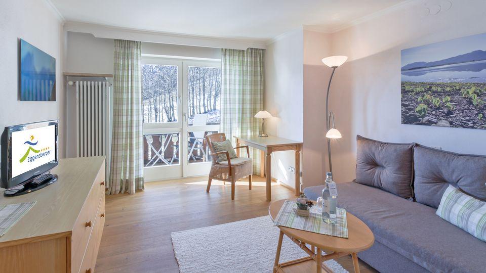 Single room apartment