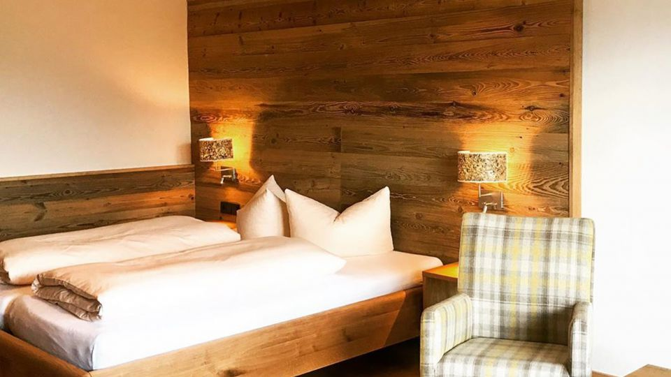 """Double Room SUPERIOR """"King of the Alps """" NEW"""