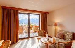 """Double Room """"South Panorama""""  COMFORT (3/4) - Biohotel Eggensberger"""