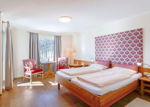"Apartment  ""Bio-Balance"" (1/2) - Biohotel Eggensberger"