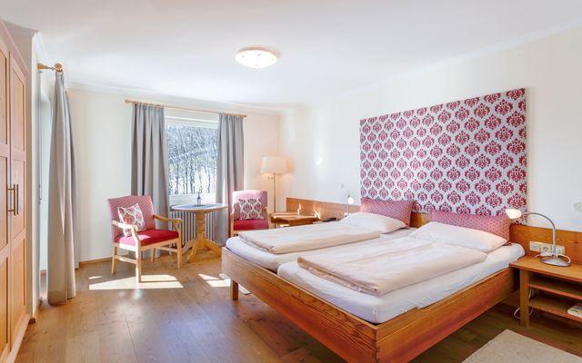 """Biohotel Eggensberger: Mehrbett-Zimmer Appartement """"Morgensonne"""" PLUS"""