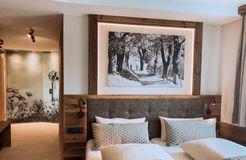 "Suite ""Sun View"" (6/9) - Biohotel Eggensberger"