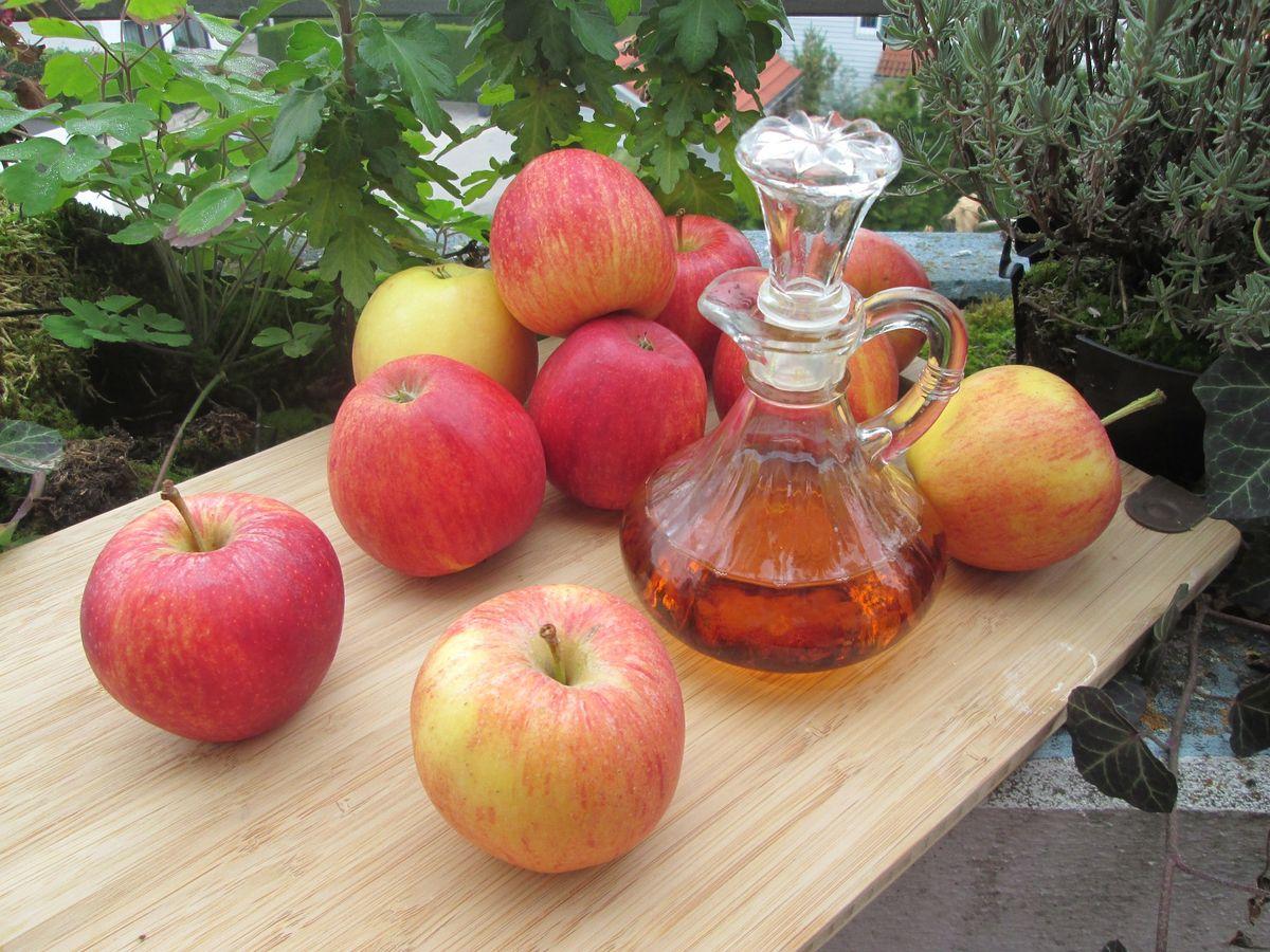 Schlank- & Wohlfühltage mit Apfelessig