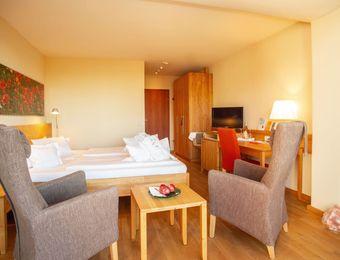 Double room vital - Bio-Thermalhotel Falkenhof