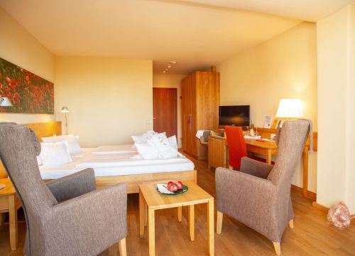 Double room vital (1/3) - Bio-Thermalhotel Falkenhof