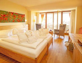 Double room relax - Bio-Thermalhotel Falkenhof