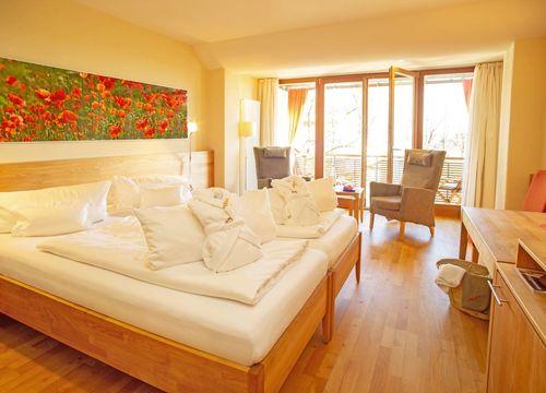 Double room relax (1/3) - Bio-Thermalhotel Falkenhof