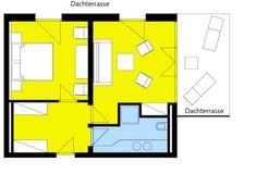 Roof-top garden suite (2/4) - Bio-Thermalhotel Falkenhof