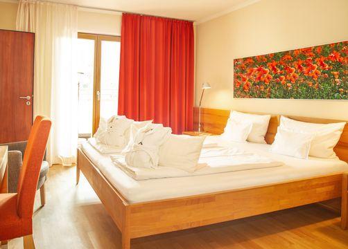 Juniorsuite relax (1/4) - Bio-Thermalhotel Falkenhof