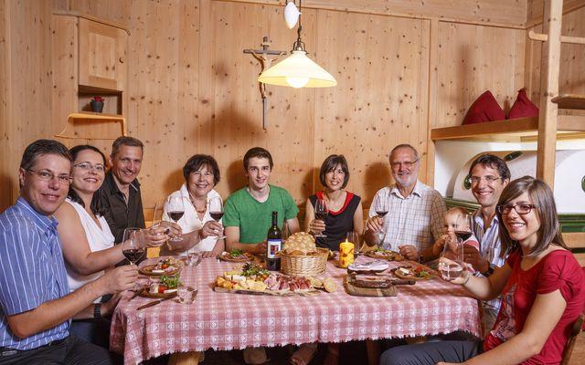 Biohotel theiner's garten: Familie Theiner
