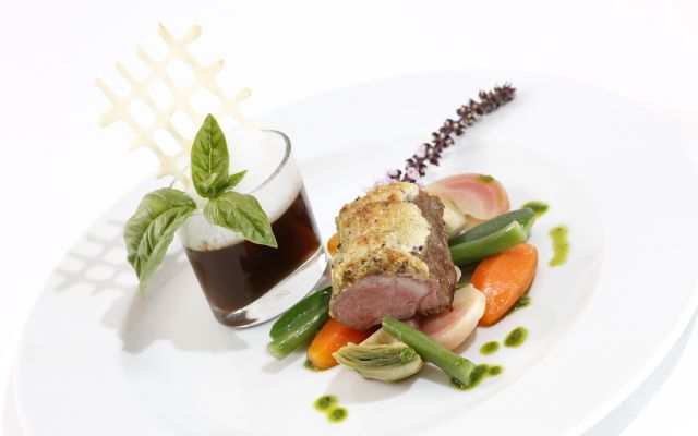 Biohotel Theiner's Garten: Kulinarik