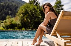 Tauber's Bio-Vitalhotel: Nachhaltig entspannen im Urlaub - Tauber's Bio-Wander-Vitalhotel, St. Sigmund, Trentino-Südtirol, Italien