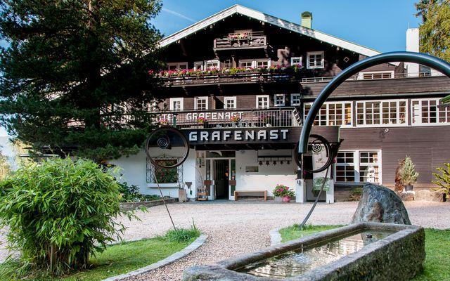 Biohotel Grafenast: Urlaub auf 1.330 Höhenmetern