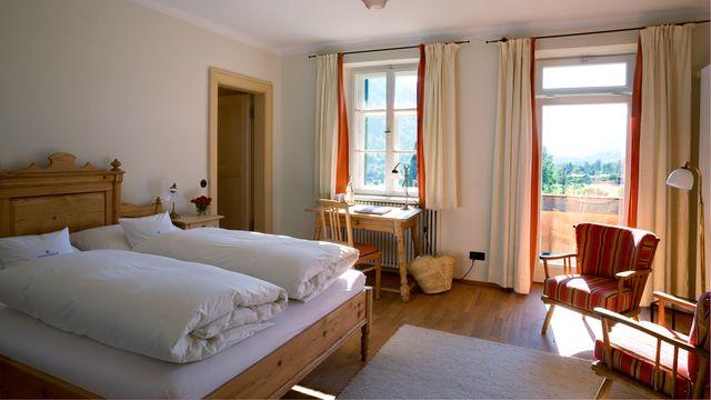 Tannerhof-Doppelzimmer