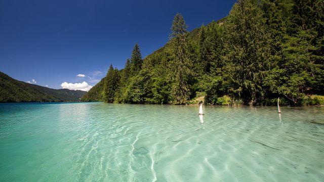 Bio-Karibikfeeling in den Alpen