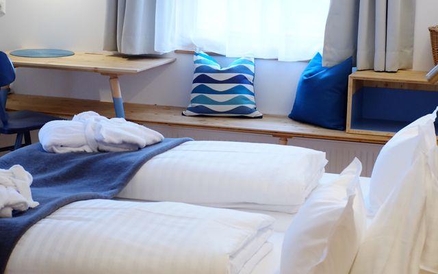 Biohotel Gralhof: Doppelzimmer