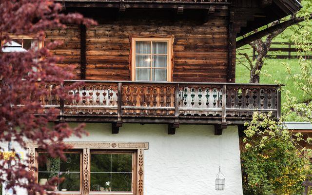 Biohotel Gralhof: Haus mit Tradition