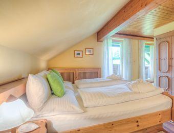 Bio-Wellbeing Suite with balcony - BioVitalHotel Sommerau