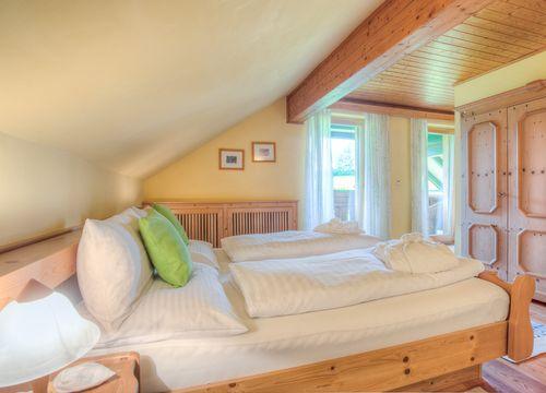 Bio-Wellbeing Suite with balcony (1/4) - BioVitalHotel Sommerau