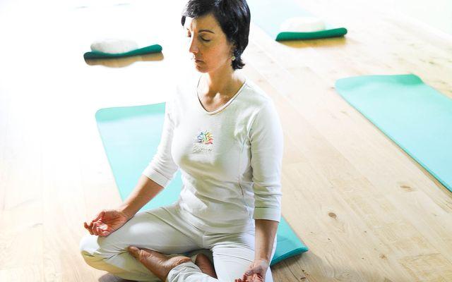 Biohotel Sommerau: Yoga