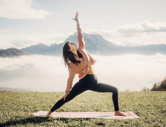 Top Angebot: Basenfasten und Yoga - BioVitalHotel Sommerau