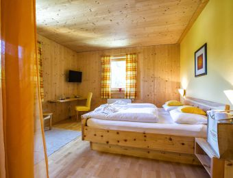 Doppelzimmer BIO-Wohlfühl ohne Balkon - BioVitalHotel Sommerau