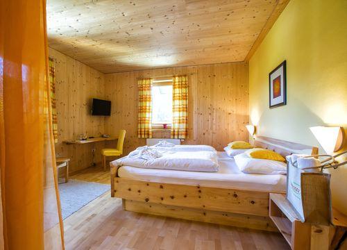 Biohotel Sommerau Bio-Wohlfühl Doppelzimmer ohne Balkon (1/3) - BioVitalHotel Sommerau