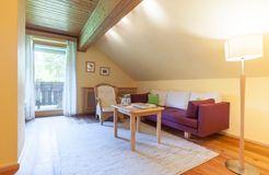 Bio-Wellbeing Suite with balcony (2/3) - BioVitalHotel Sommerau