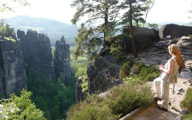 Bio-Refugium Schmilka: Elbsandsteingebirge