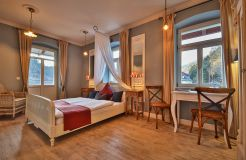 Villa Waldfrieden double room (2/7) - Bio- & Nationalpark Refugium Schmilka