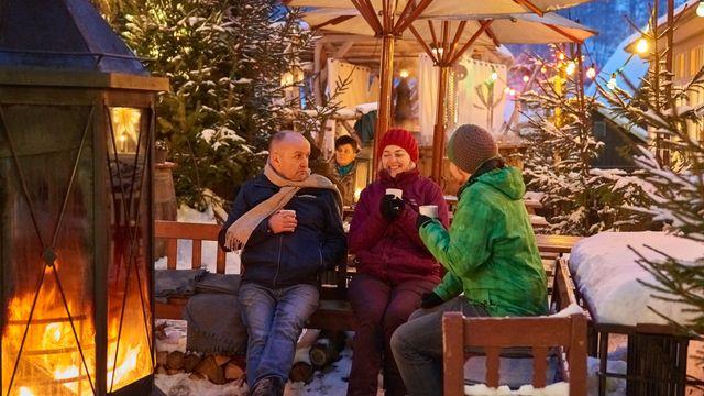 2 Nächte Weihnachten im Winterdorf inklusive Frühstück