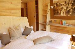 Helvetia Eco comfort room with balcony (2/5) - Bio- & Nationalpark Refugium Schmilka