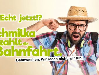 Top Deals: Railway tickets for free! - Bio- & Nationalpark Refugium Schmilka