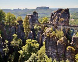 Bio- & Nationalpark Refugium Schmilka, Bad Schandau OT Schmilka, Sassonia, Germania (3/43)