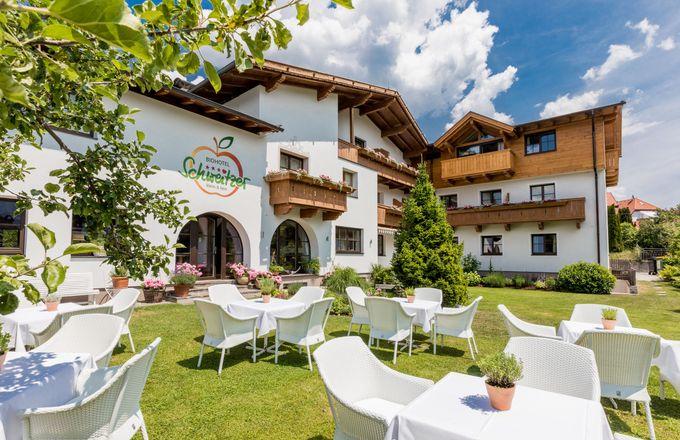 3 stars Biohotel Schweitzer - Mieming, Tyrol, Austria