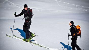 biohotel schweitzer mieming skitour