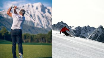 Golf & Ski-Woche