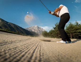 """Top Angebot: Golf Hit Intensivwoche """"Player"""" - Biohotel Schweitzer"""