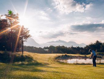 """Top Angebot: Golf Hit Intensivwoche """"Einsteiger"""" - Biohotel Schweitzer"""