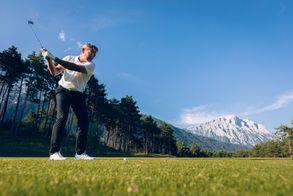 "Golf Hit Intensivwoche ""Aufbau"""