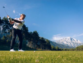 """Top Angebot: Golf Hit Intensivwoche """"Aufbau"""" - Biohotel Schweitzer"""