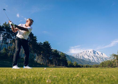Biohotel Schweitzer Golfurlaub in Tirol - Biohotel Schweitzer
