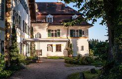 Schlossgut Oberambach , Münsing am Starnberger See, Starnberger See / Tölzer Land, Baviera, Germania (8/34)
