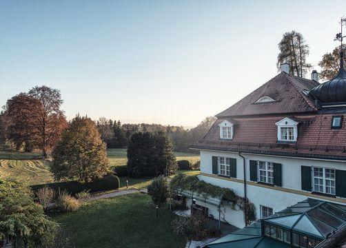 Schlossgut Oberambach , Münsing am Starnberger See, Starnberger See / Tölzer Land, Baviera, Germania (10/34)