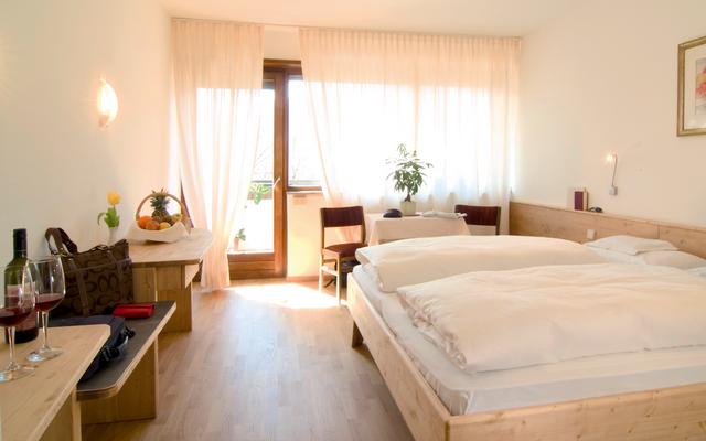 Biohotel Kaufmann: Doppelzimmer
