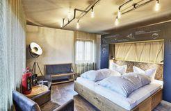 Biohotel Rose Ehestetten Zimmer Themenzimmer (2/4) - Bio-Hotel und Restaurant Rose