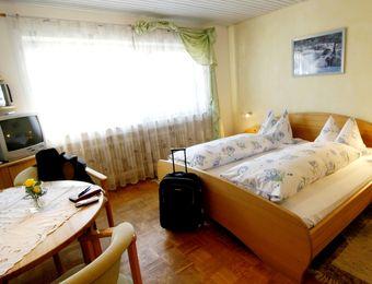 Standard-Zimmer - Bio-Hotel und Restaurant Rose
