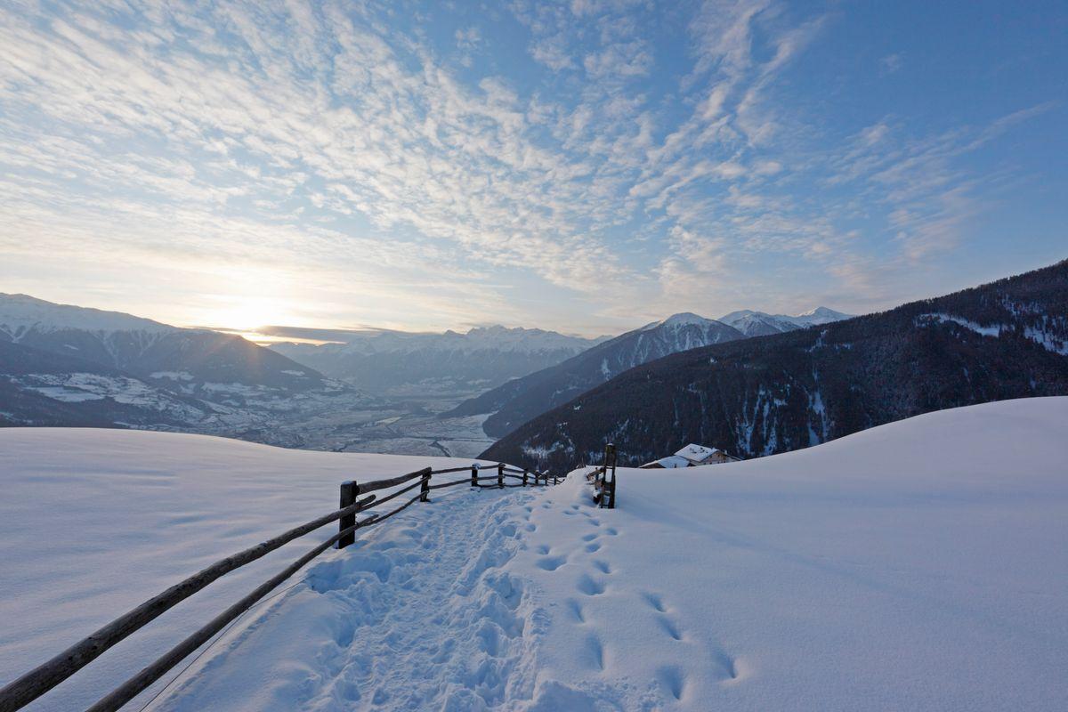Settimane sole invernale